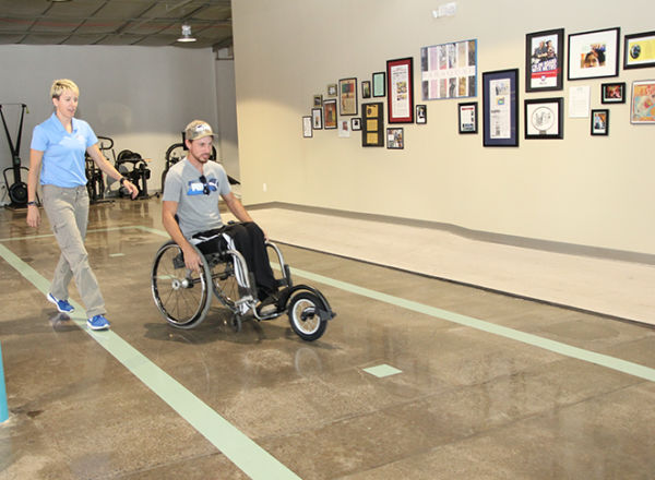 Wheelchair, Seating, Mobility & Assistive Technology